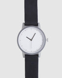 kent watch - black / white / silver - 38mm kent watch - black / white / silver - 38mm Mr Simple