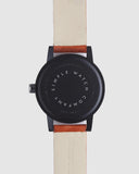 kent watch - black / white / tan - 38mm kent watch - black / white / tan - 38mm Mr Simple