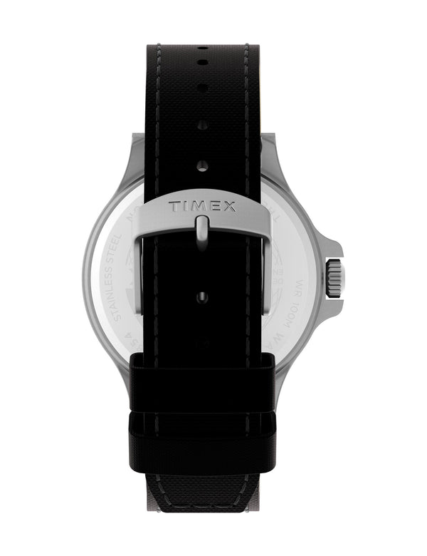 Allied Coastline 43mm Fabric Strap Watch - TW2U10700
