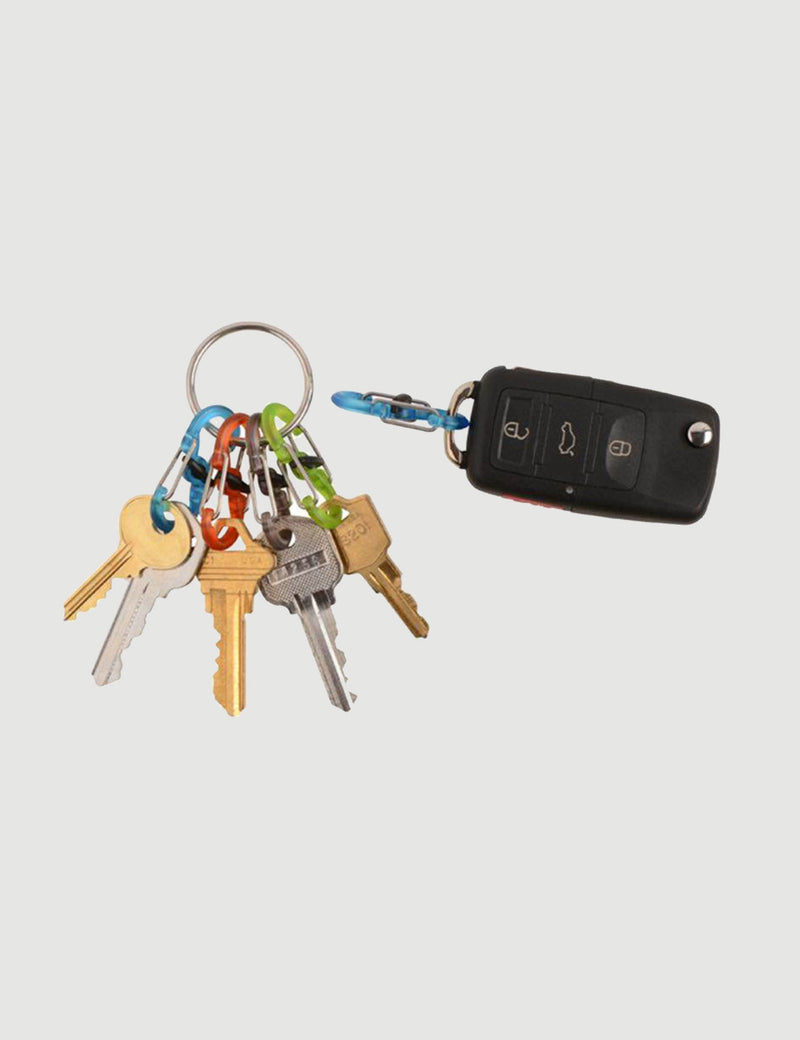 KeyRing Locker - S-Biner