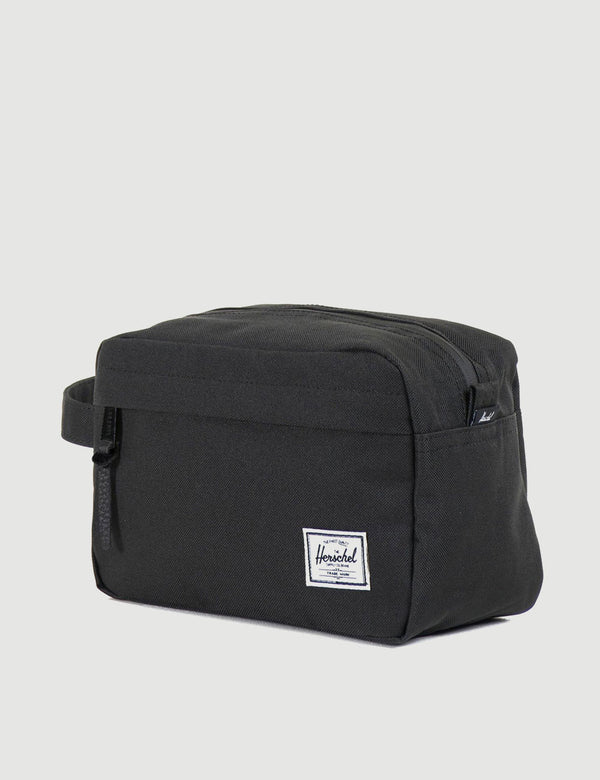 Herschel Chapter Travel Kit - Black