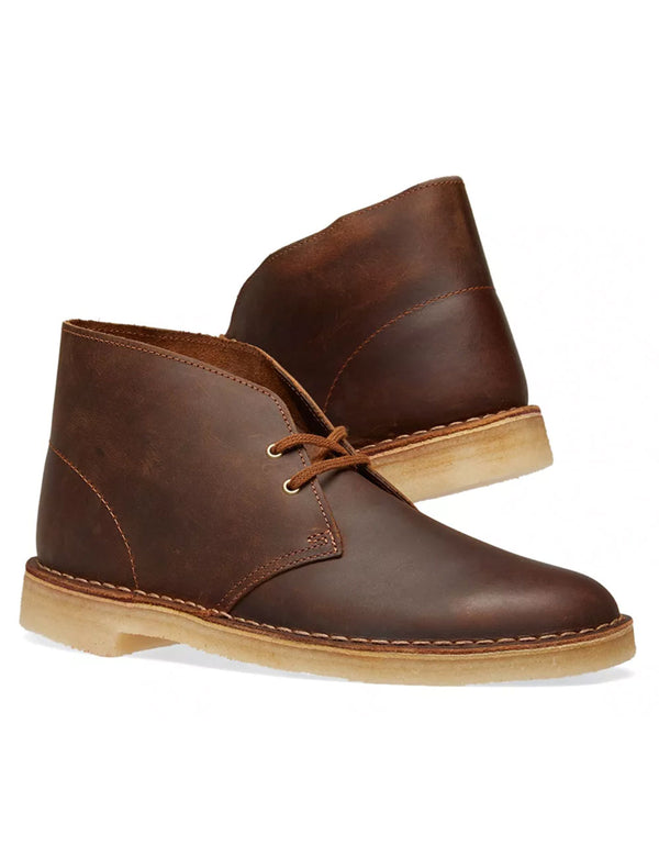 Clarks Originals Desert Boot - Beeswax
