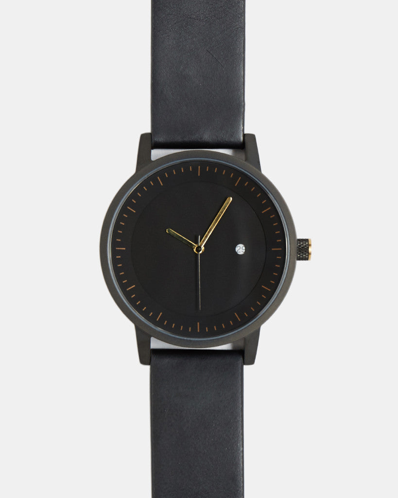 dixon watch - black - 42mm dixon watch - black - 42mm Mr Simple