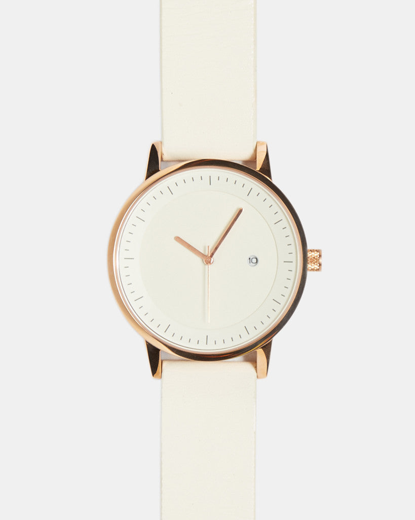 earl watch - white gold - 42mm earl watch - white gold - 42mm Mr Simple