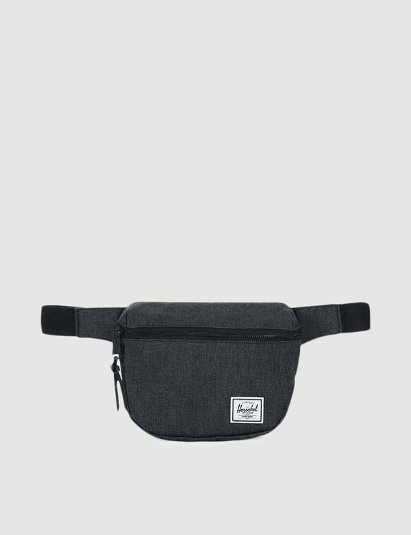 Herschel Fifteen Hip Pack - Black Crosshatch