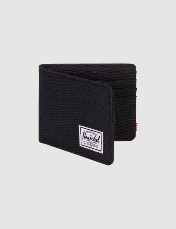 Herschel Roy Wallet RFID - Black