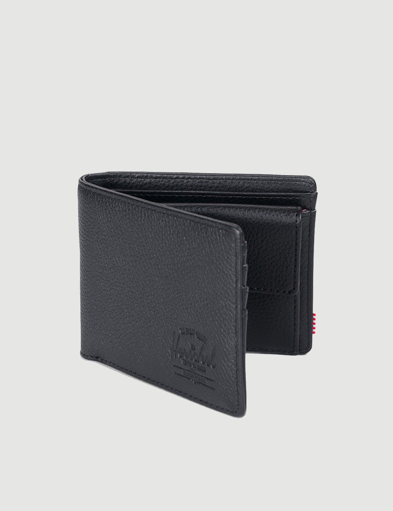 herschel hank + coin leather wallet rfid herschel hank + coin leather wallet rfid Mr Simple