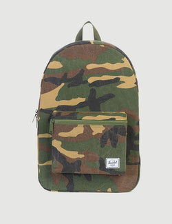 Herschel Daypack Backpack - Woodland Camo