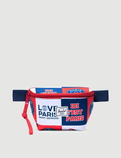 Herschel Fourteen Hip Pack - AOP on white