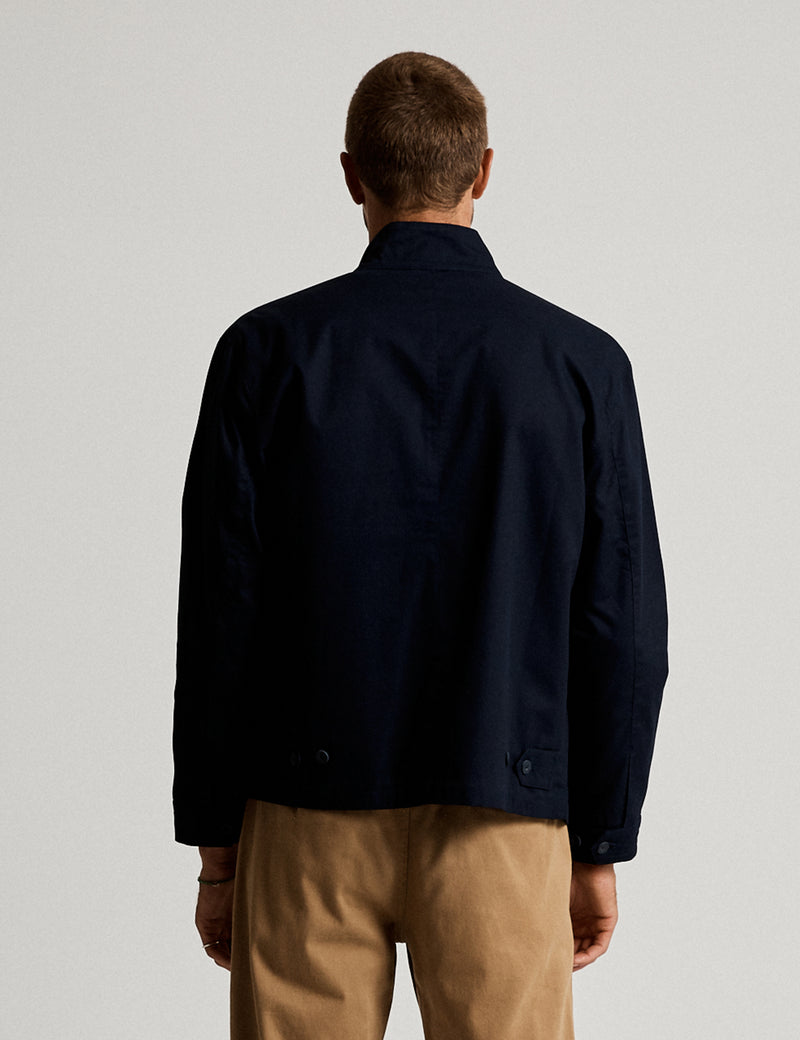 Barracuda Jacket - Navy