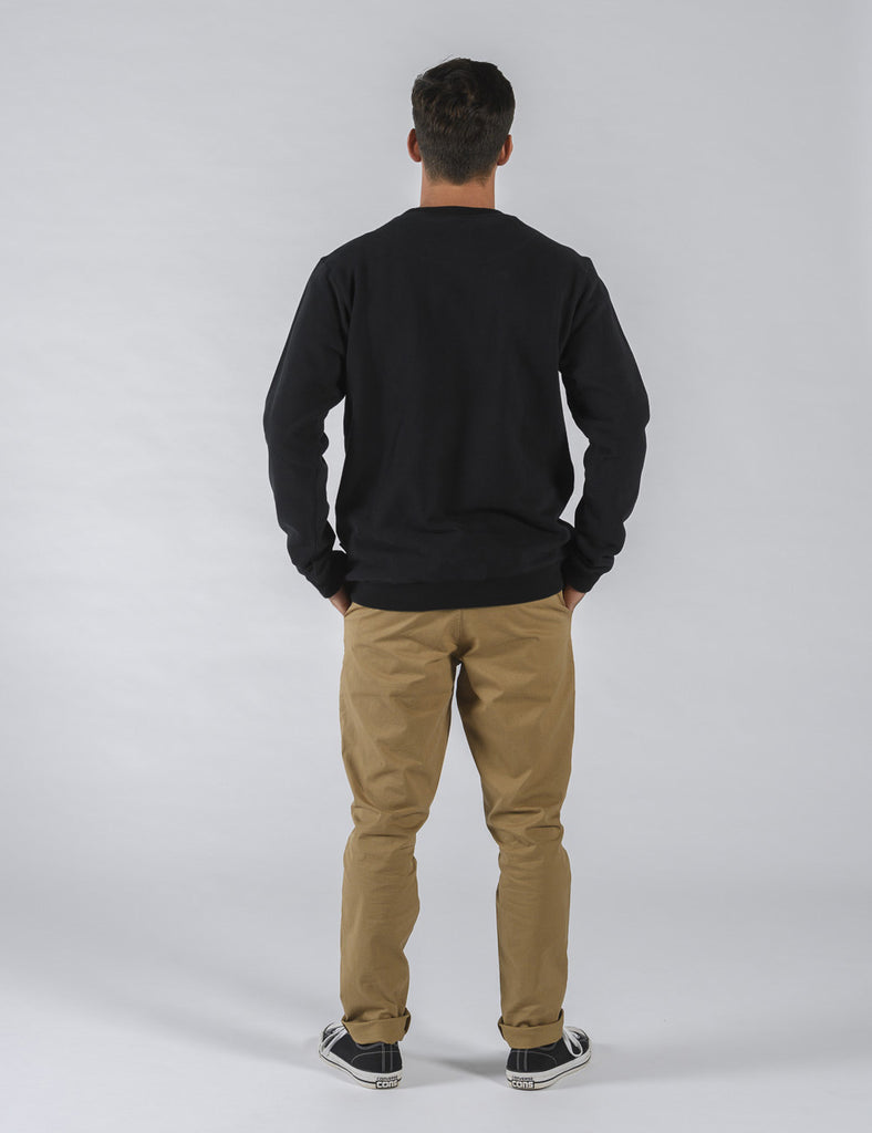organic crew neck fleece organic crew neck fleece Mr Simple