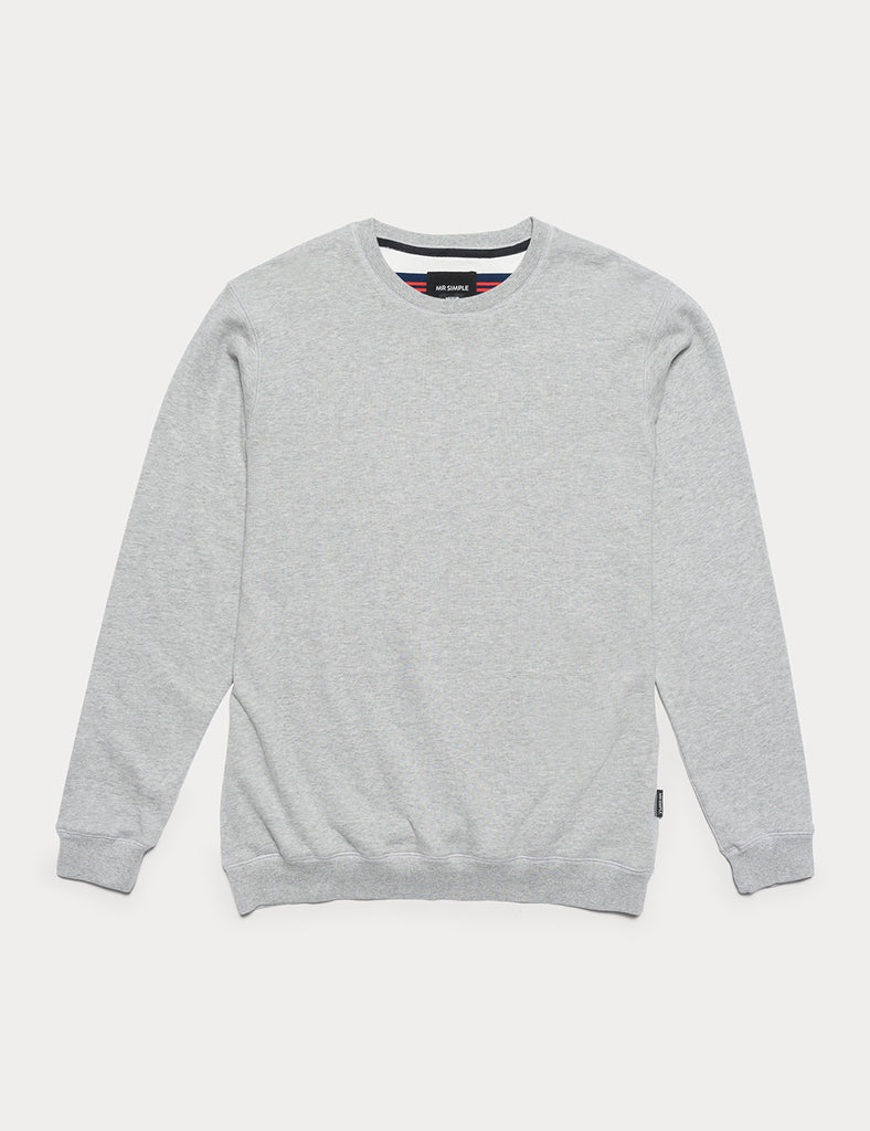 mr-simple-crew-neck-fleece-grey-marle