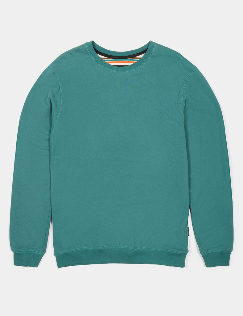 mr-simple-crew-neck-fleece-emerald