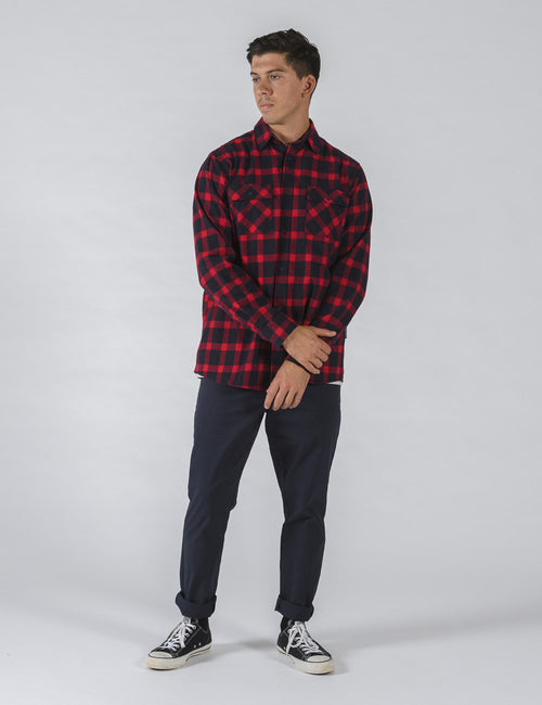 mr-simple-flannel-long-sleeve-shirt-red
