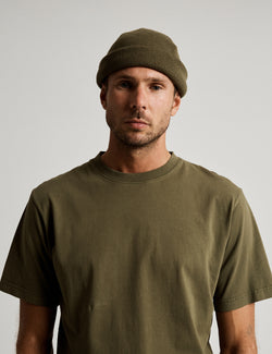 Fair Trade Heavy Weight Tee - Army