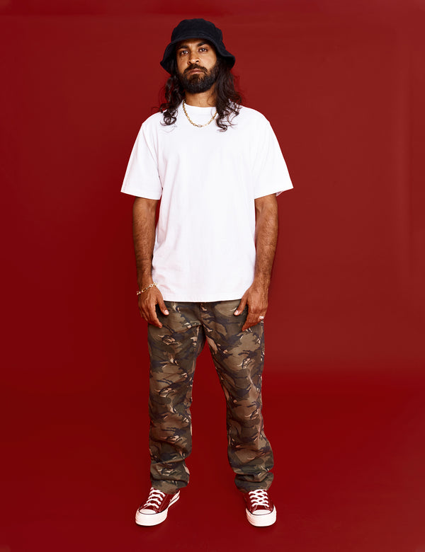Jungle Standard Chino - Camo