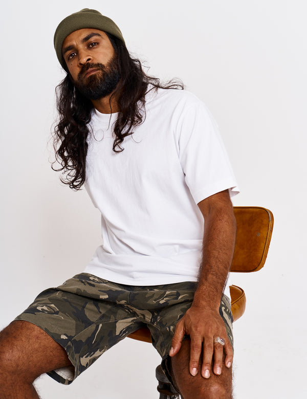 Jungle Chino Short - Camo