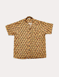 Outdoor Rec Bowler Shirt - Sand