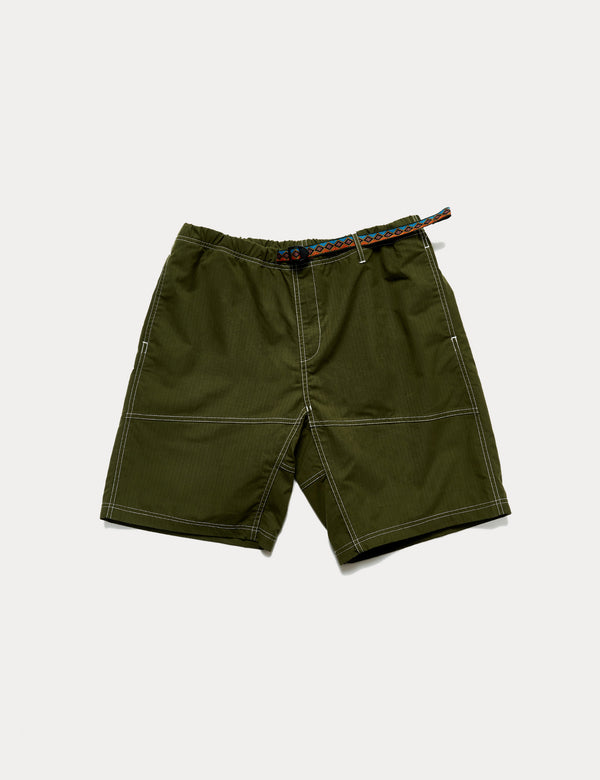 Outdoor Rec Rip Stop Short - Army