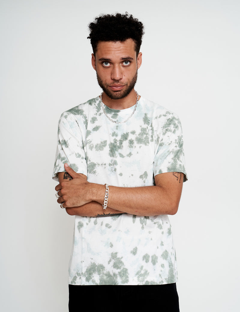 Outdoor Rec Tie Dye Tee - Green