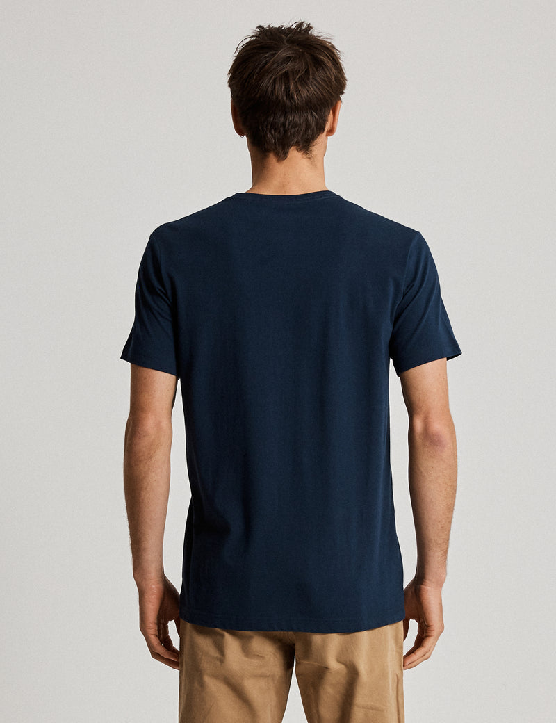 Reginald Tee - Navy