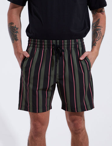 mr-simple-resort-short-washed-black-stripe