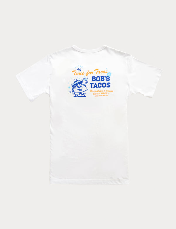 Reginald Tourist Tee - Bob's Taco's