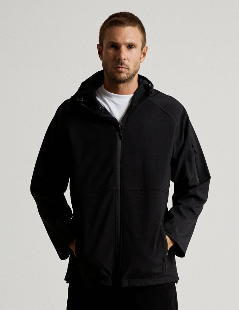 Windstopper Jacket - Black
