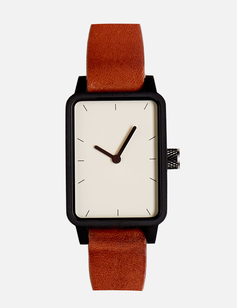 #3 Watch - Tan / Black / White - 38mm #3 Watch - Tan / Black / White - 38mm Mr Simple