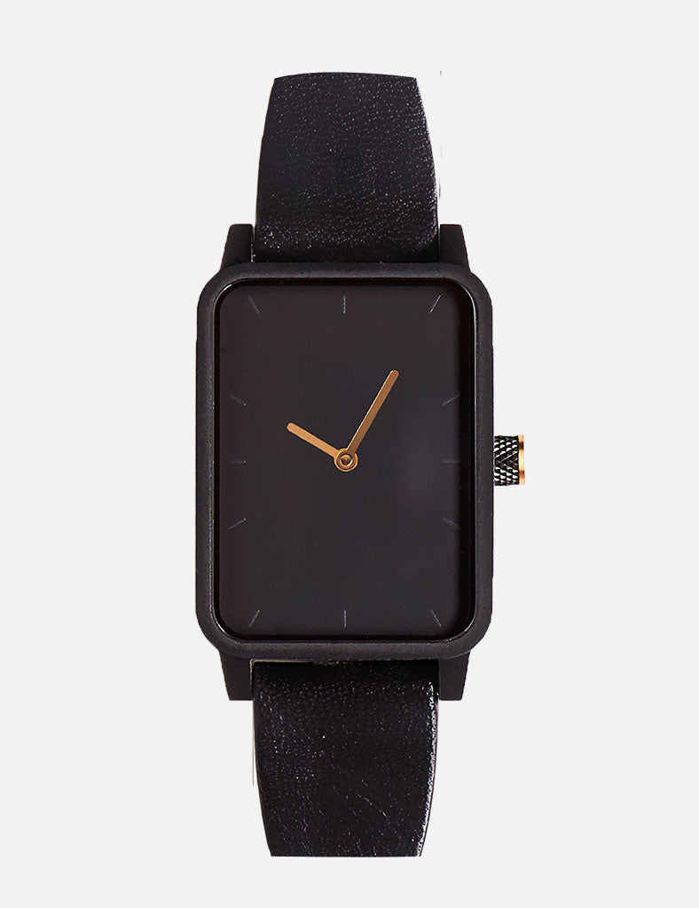 #3 Watch 38mm - Black/Black