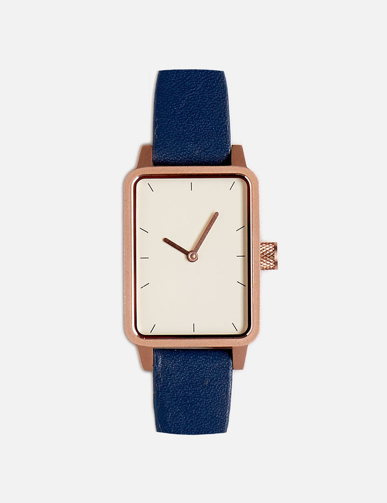 #3 Watch - Gold / Navy - 32mm #3 Watch - Gold / Navy - 32mm Mr Simple