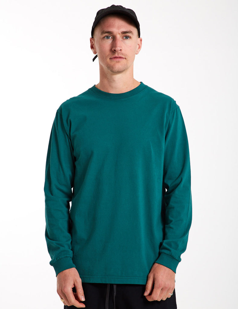 mr-simple-heavy-weight-longsleeve-tee-emerald