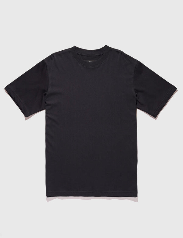 Heavy Weight Tee - Black