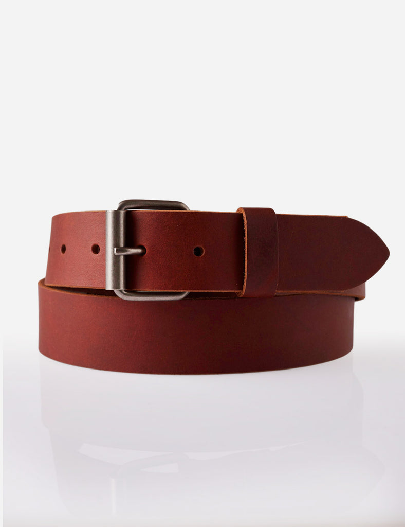 Leather Belt - Brown Leather Belt - Brown Mr Simple