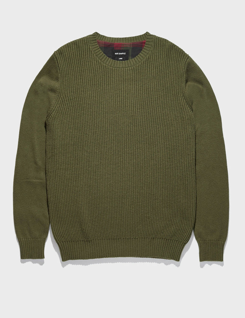 military knit military knit Mr Simple
