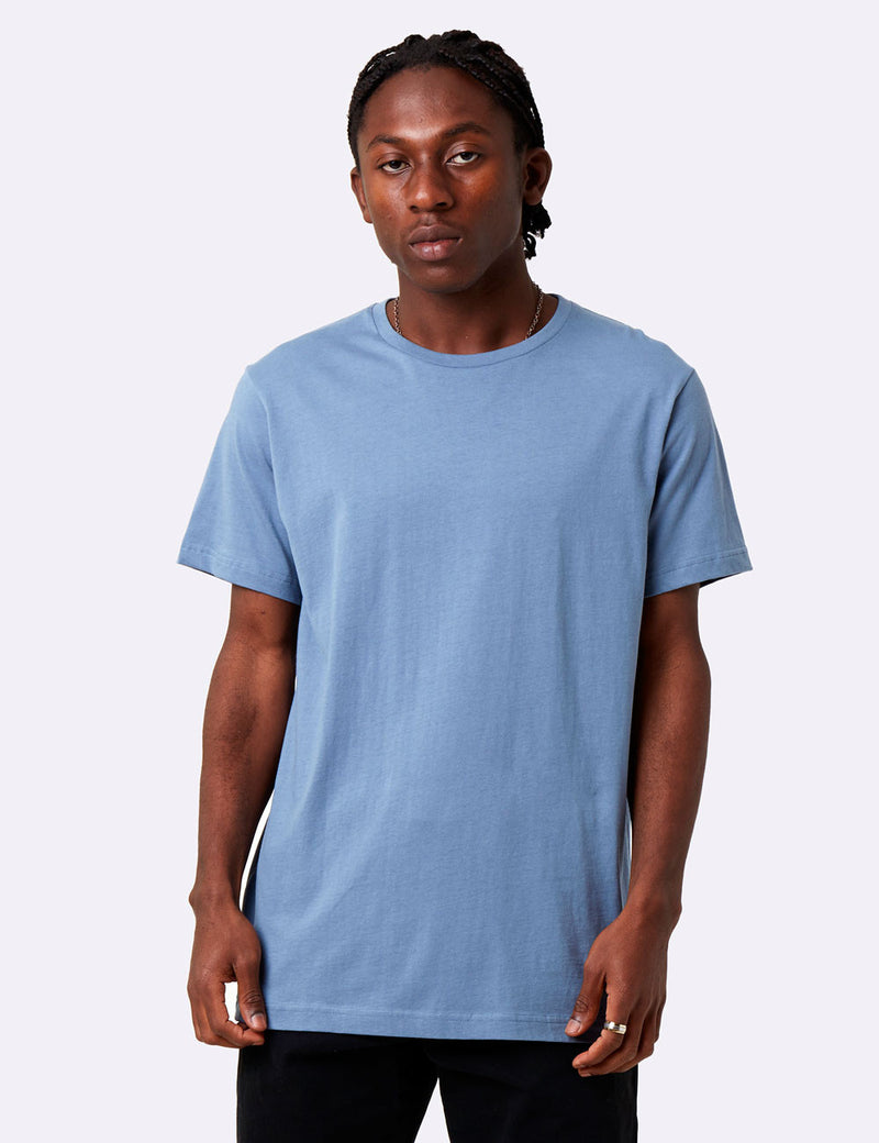 Reginald Tee - Light Navy
