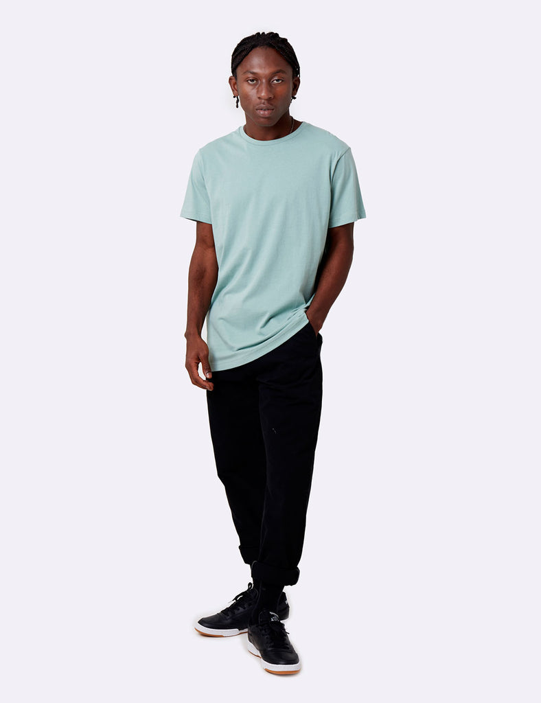 Reginald Tee - Sea Green Reginald Tee - Sea Green Mr Simple