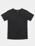 reginald washed black tee reginald washed black tee Mr Simple