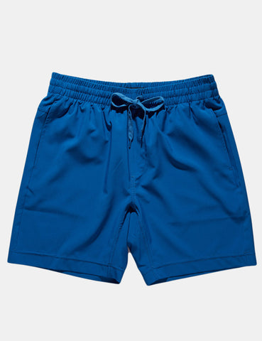 mr-simple-resort-short-elastic-waist-cobalt