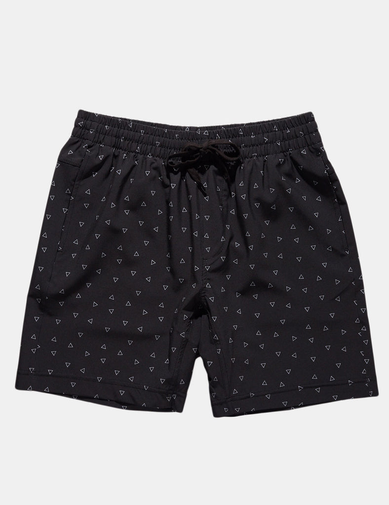 mr-simple-resort-short-elastic-waist-black-triangles