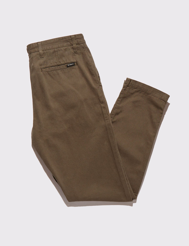 standard fit chino standard fit chino Mr Simple