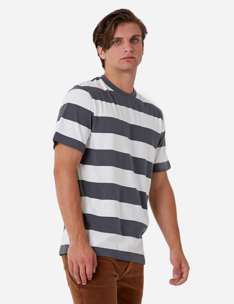 organic stripe tee organic stripe tee Mr Simple