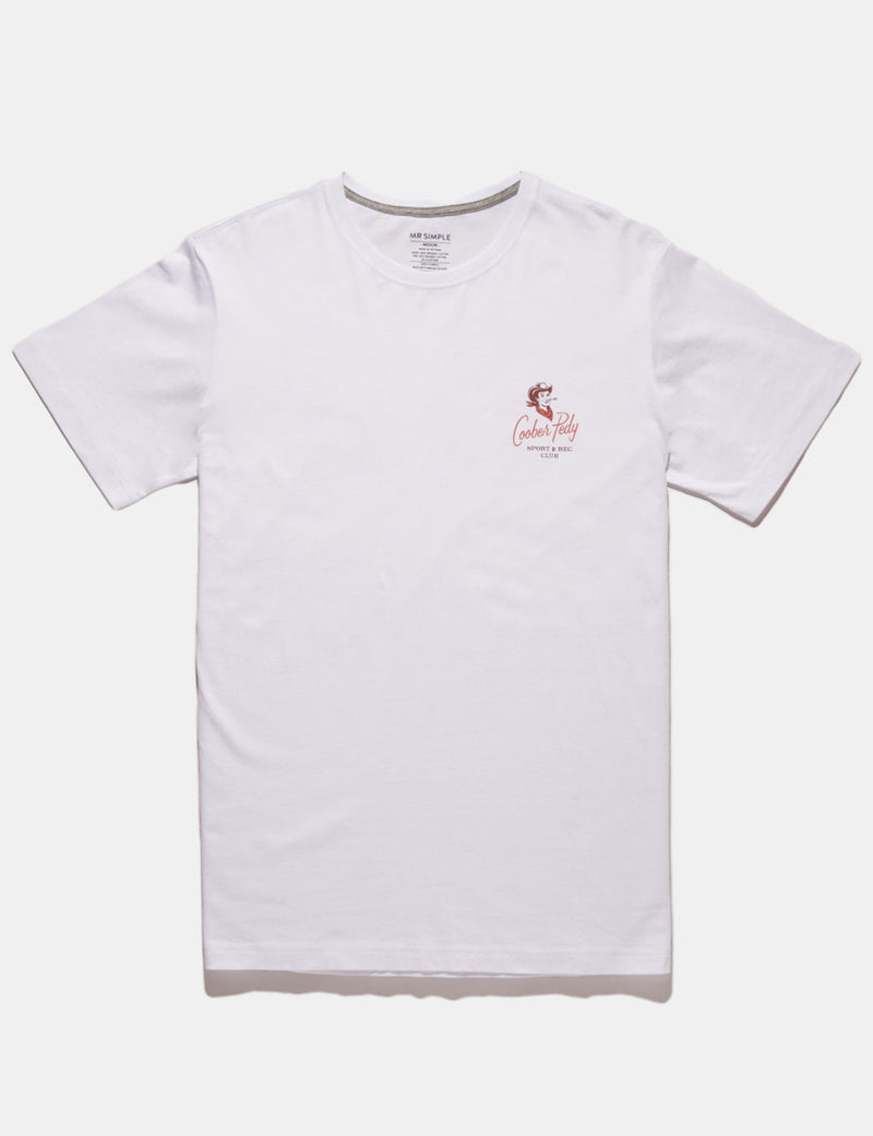 Reginald Tourist Tee - Coober Pedy