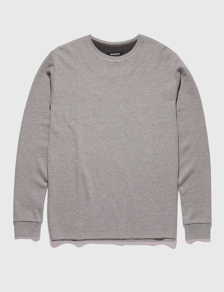 mr-simple-waffle-long-sleeve-grey-marle-tee