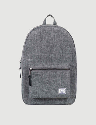 10005-00919-OS-herschel-settlement-backpack-raven-crosshatch-828432082407