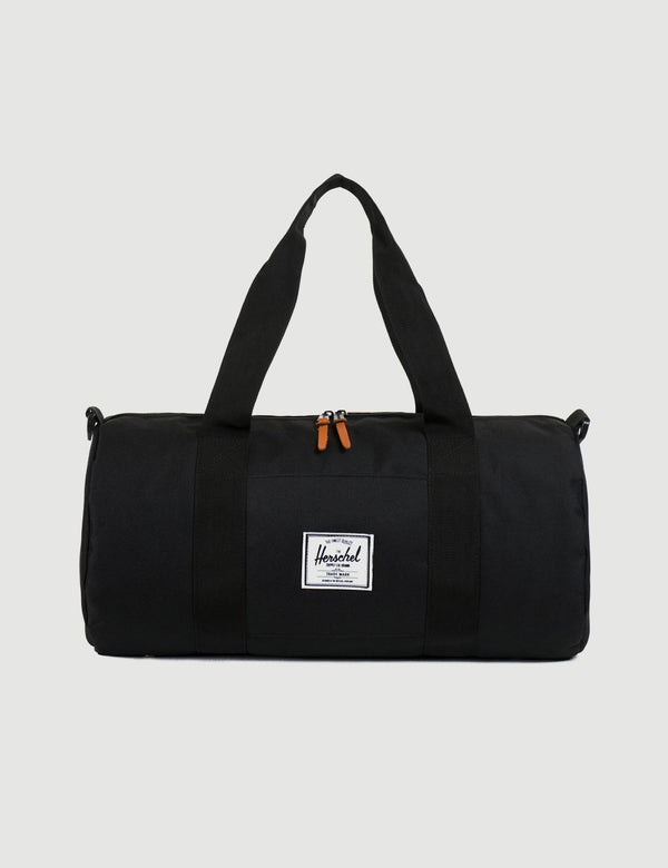 Herschel Sutton Mid-Volume Duffle - Black