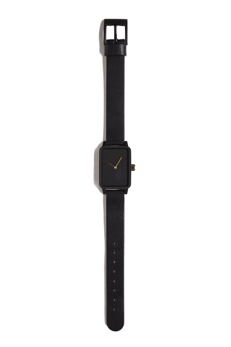 #3 Watch 32mm - Black/Black