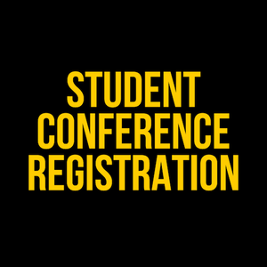 2020 NABCJ Student Conference Registration