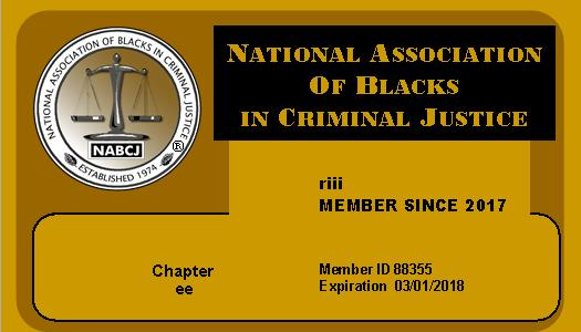 NABCJ Active Membership