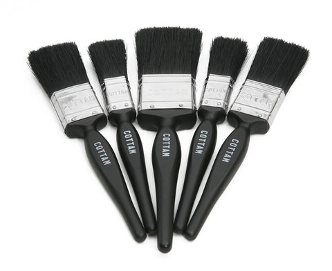PRECISION PAINT BRUSH SET (20 PACK)